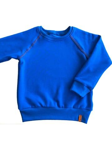 """LiVi Sweatshirt """"Sweater"""" blauw"""