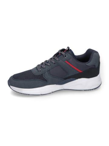 DOCKERS Sneakers donkerblauw