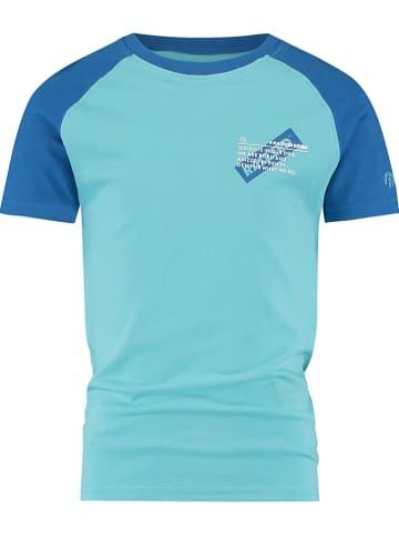 """RAIZZED® Shirt """"Hoctun"""" blauw"""