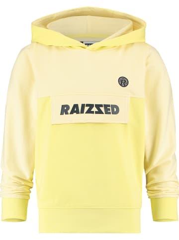 """RAIZZED® Sweatshirt """"Norwich"""" geel"""