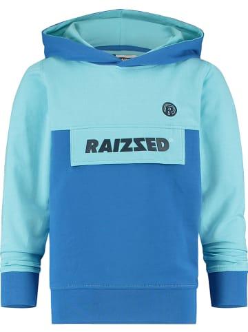 """RAIZZED® Sweatshirt """"Norwich"""" in Blau"""