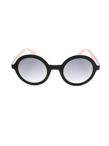 """Adidas Okulary przeciwsłoneczne """"AOR016/N"""" w kolorze czarnym"""