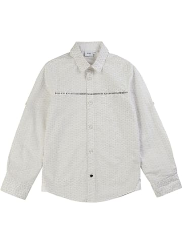 Hugo Boss Kids Koszula w kolorze białym