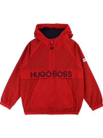Hugo Boss Kids Tussenjas rood