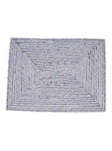 Novita Placemat grijs - (L)40 x (B)30 cm