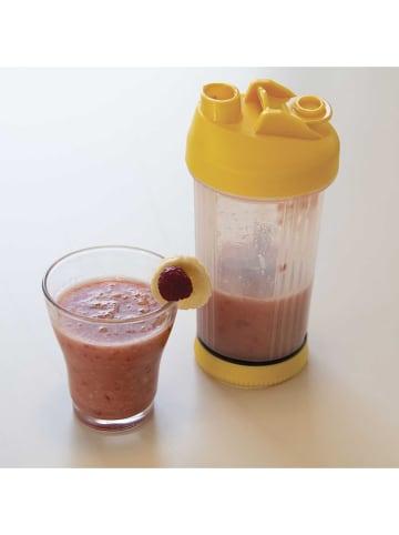 COOK CONCEPT Mixer geel/wit - 450 ml