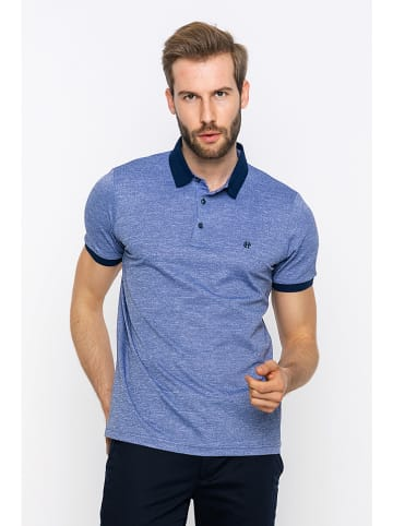 Felix Hardy Poloshirt in Blau