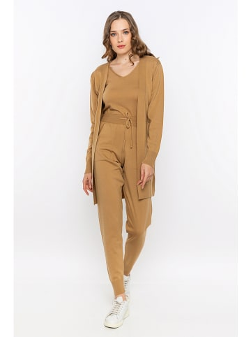 Felix Hardy 2tlg. Outfit in Camel