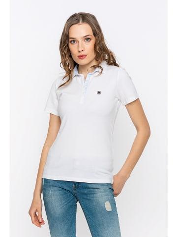 Felix Hardy Koszulka polo w kolorze białym