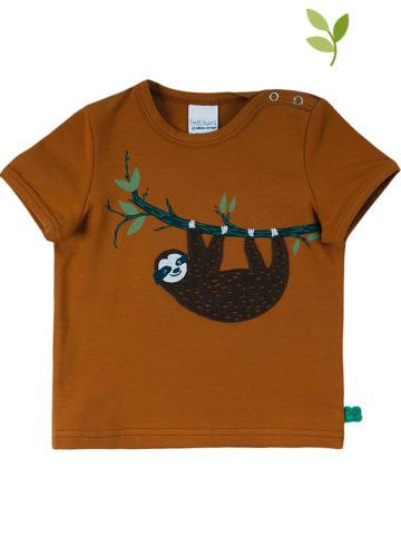 Fred´s World by GREEN COTTON Shirt lichtbruin