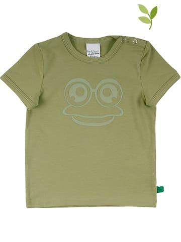 Fred´s World by GREEN COTTON Shirt kaki