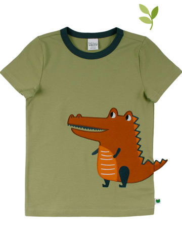Fred´s World by GREEN COTTON Shirt groen