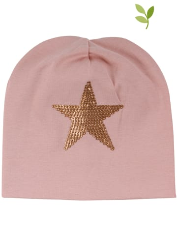 Fred´s World by GREEN COTTON Beanie lichtroze