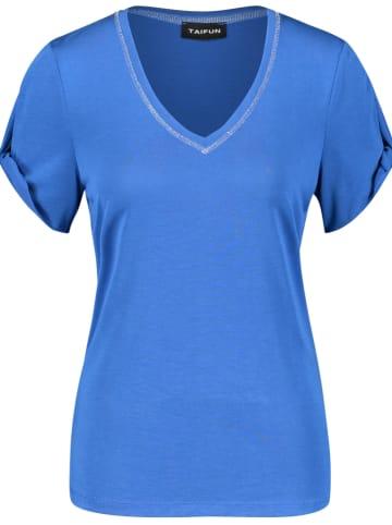 TAIFUN Shirt blauw