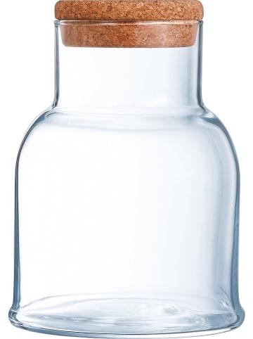 """Luminarc Voorraadglas """"Pure"""" transparant/naturel - 1 l"""