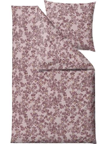 "Soedahl Satijnen beddengoedset ""Blossom"" roze"