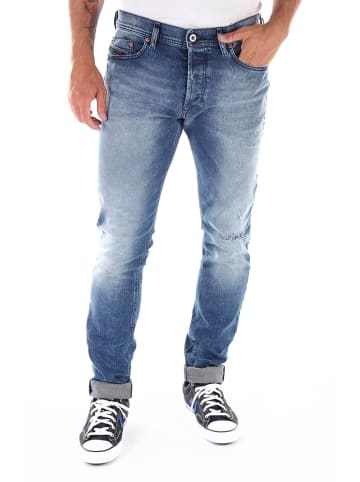 "Diesel Clothes Jeans ""Tepphar"" - Slim Carrot fit - in Blau"
