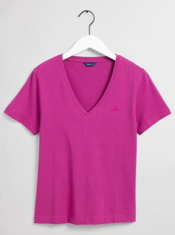 Gant Shirt in Beere