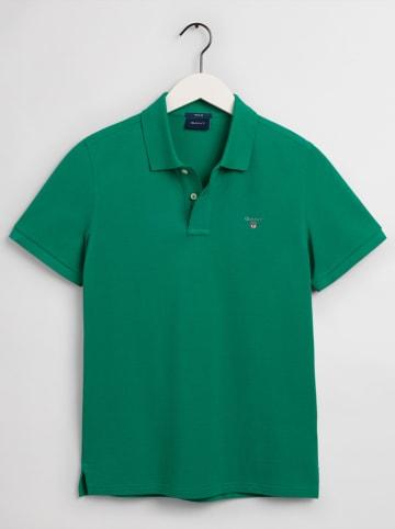 Gant Poloshirt groen