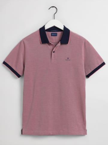 Gant Poloshirt in Rosa