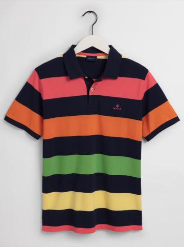 Gant Poloshirt in Bunt