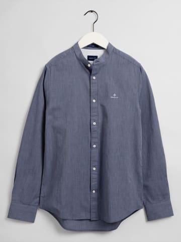 Gant Blouse blauw