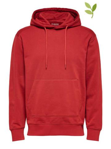 "SELECTED HOMME Sweatshirt ""Jackson"" in Rot"