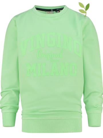 Vingino Sweatshirt groen