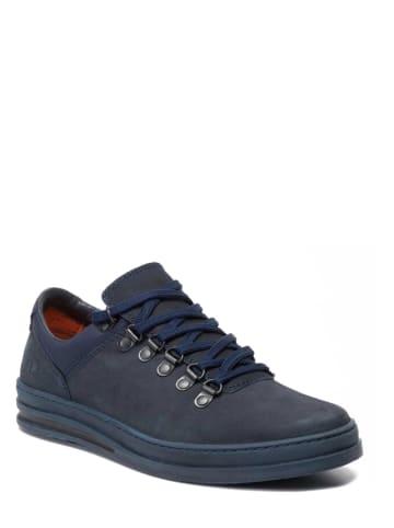 Lasocki Leren sneakers donkerblauw