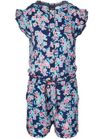 Quapi Jumpsuit donkerblauw