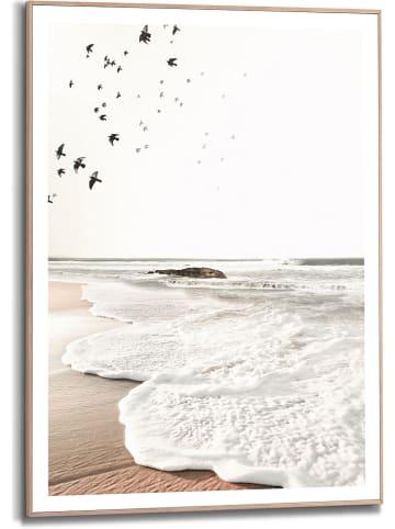 Orangewallz Druk artystyczny w ramce - 50 x 70 cm