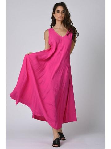 "Saint Germain Paris Jurk ""Mirie"" roze"