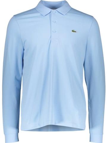 Lacoste Koszulka polo w kolorze błękitnym