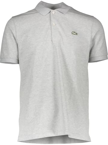 Lacoste Koszulka polo w kolorze szarym