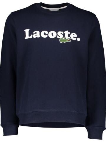 Lacoste Sweatshirt donkerblauw