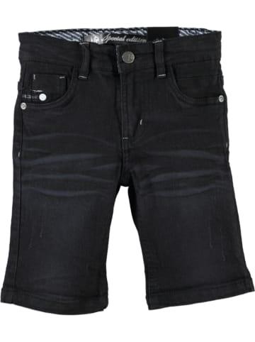 RG512 Bermudy dżinsowe w kolorze czarnym