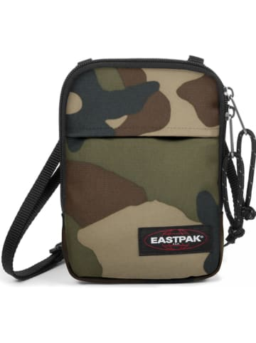 "Eastpak Umhängetasche ""Buddy"" in Khaki/ Braun - (B)13 x (H)18 x (T)2 cm"