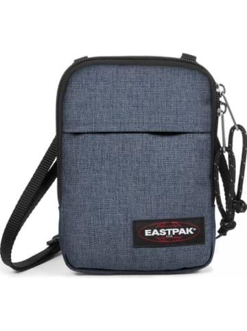 """Eastpak Schoudertas """"Buddy"""" blauw - (B)13 x (H)18 x (D)2 cm"""