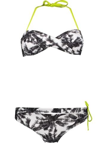 "Banana Moon Bikini ""Boromerenda"" zwart/wit"