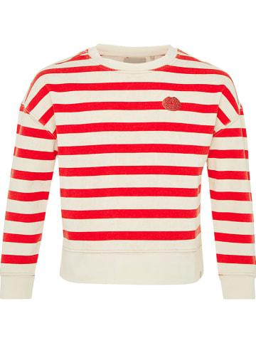 Mexx Bluza w kolorze czerwonym