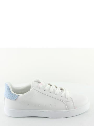 Sixth Sens Sneakersy w kolorze białym