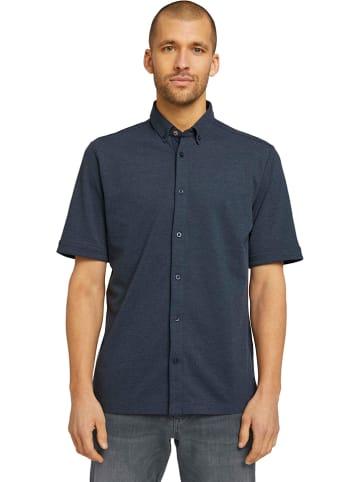 Tom Tailor Koszula - Regular fit - w kolorze granatowym
