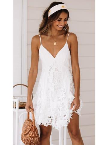 Coconut Sunwear Kleid in Weiß