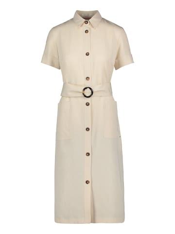 BETTY & CO Sukienka w kolorze kremowym