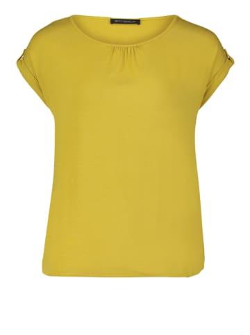 Betty Barclay Koszulka w kolorze musztardowym
