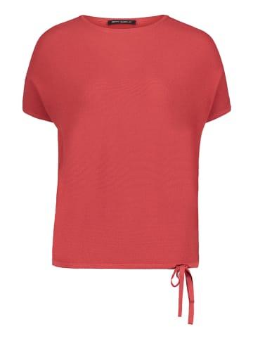 Betty Barclay Koszulka w kolorze czerwonym
