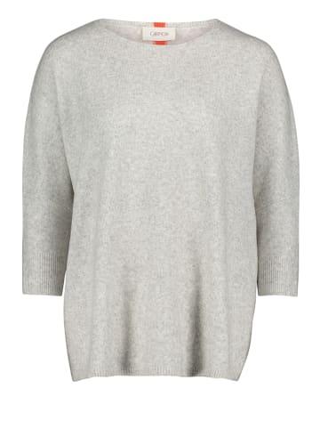 CARTOON Sweter w kolorze jasnoszarym