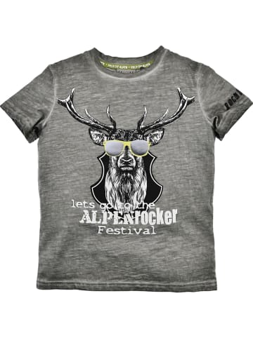 "Bondi Shirt ""Alpenrocker"" in Grau"