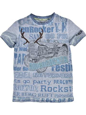 "Bondi Shirt ""Traktor"" in Grau"