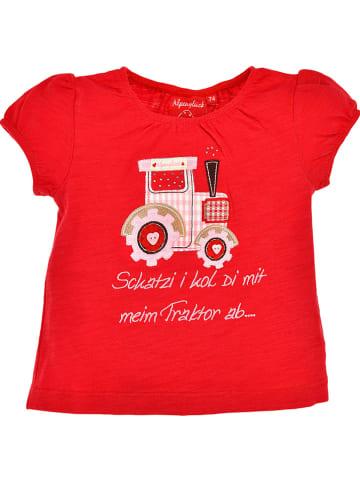 "Bondi Shirt ""Schatzi"" in Rot"